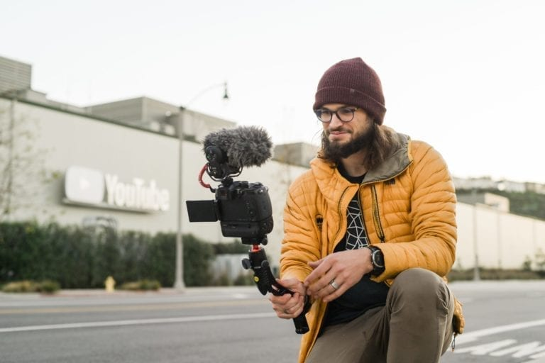 SwitchPod – Making Life Easier for vloggers