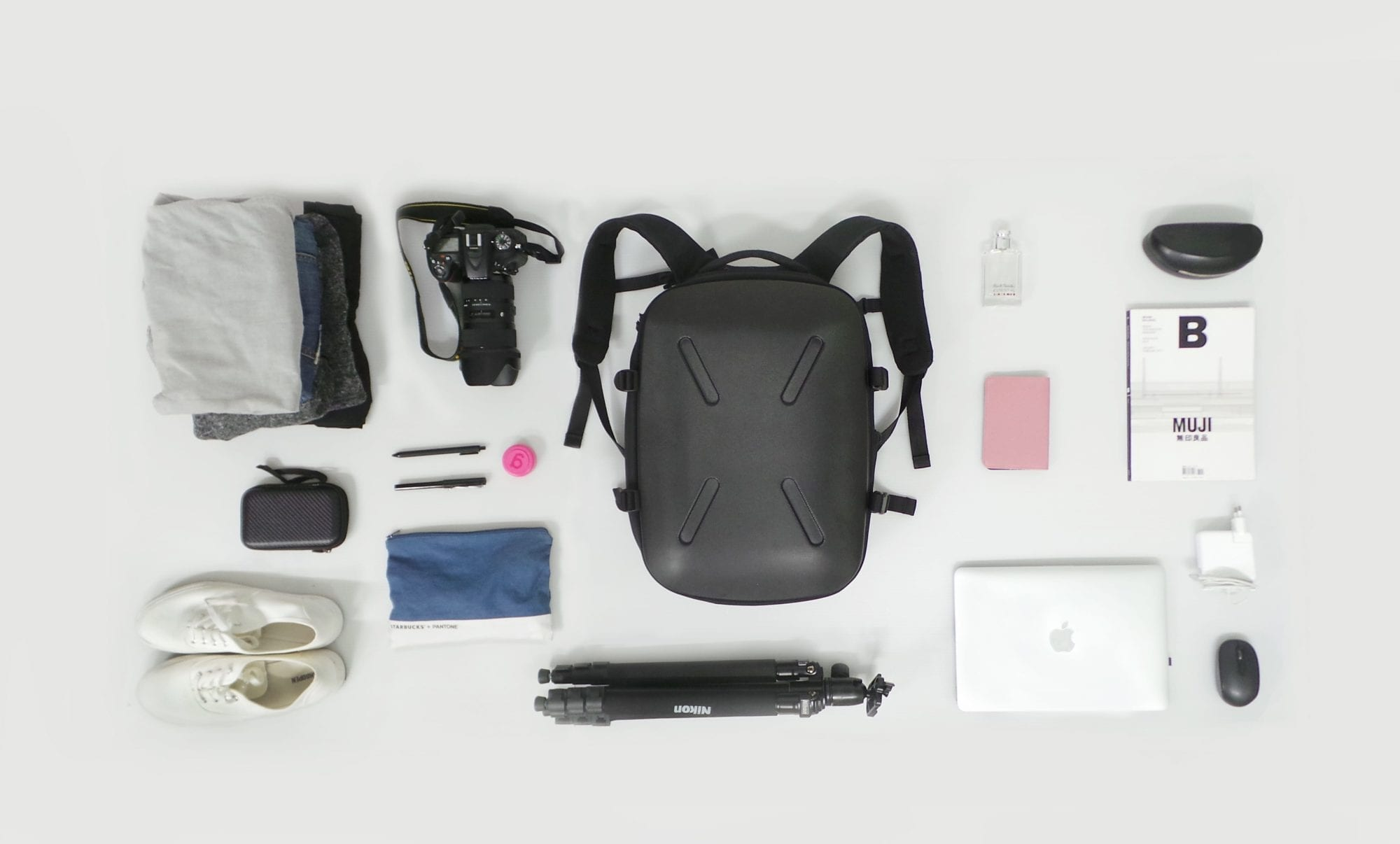 Shield backpack