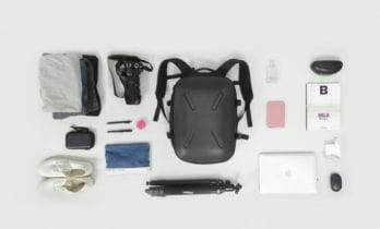 Shield Backpack Protects Your Stuff When You Travel
