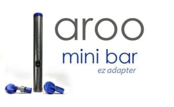 More Isn't Less: Aroo EZ Adapter Travel Compression System