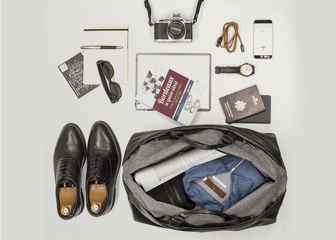 L'Eric Travel bag
