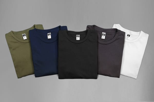 3 Fit theory tees