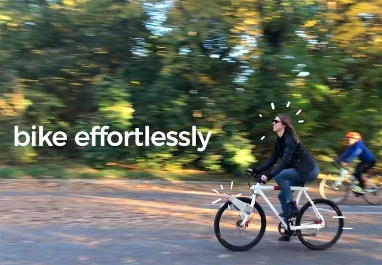 CLIP Portable eMotor Transforms Any Bike Into An eBike
