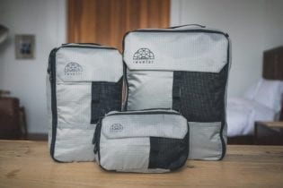 CubePacks: Revolutionizing Packing Cubes