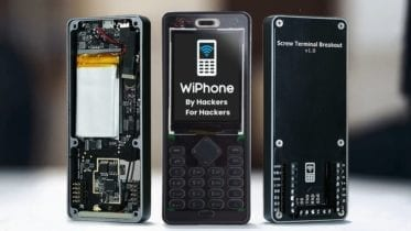 The Smartest Phone on the Block – The WiPhone