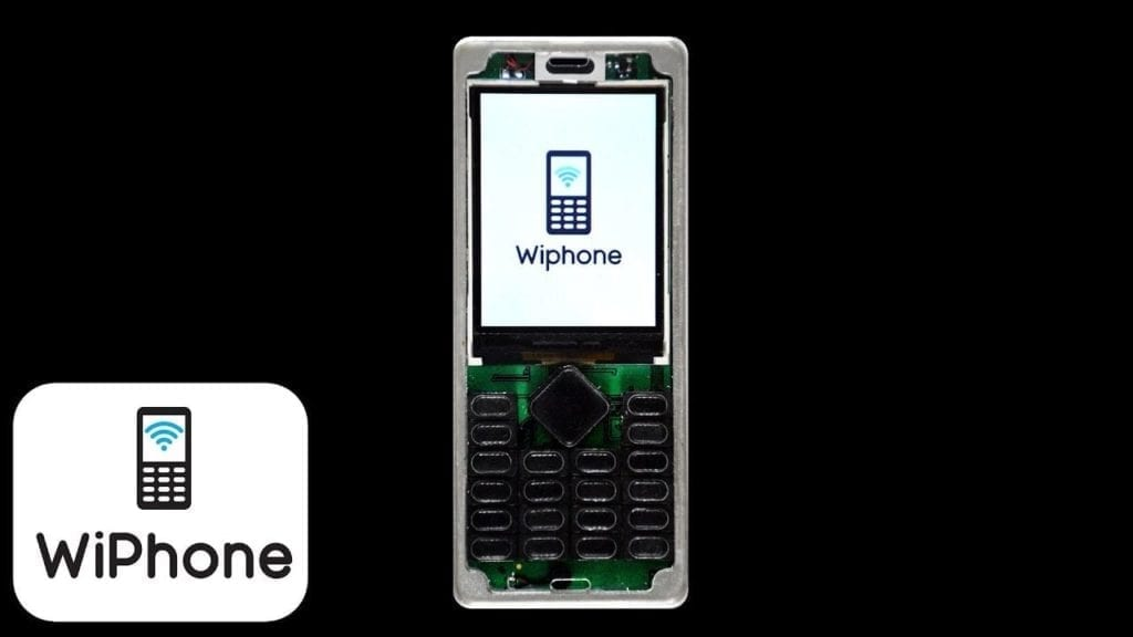 WiPhone for hackers