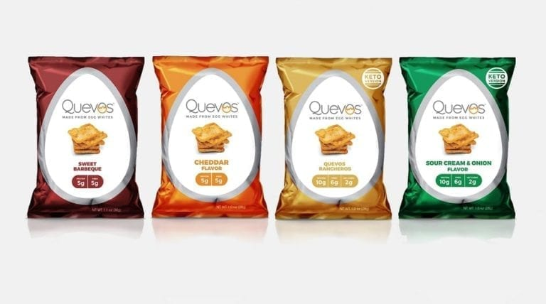 Snack Startup Quevos Is Taking The Snack World By Storm