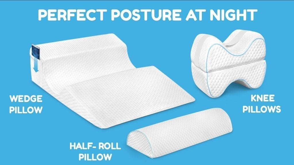 Comfy Night Orthopedic Pillows for Perfect Sleep