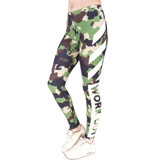 Work Out Camo