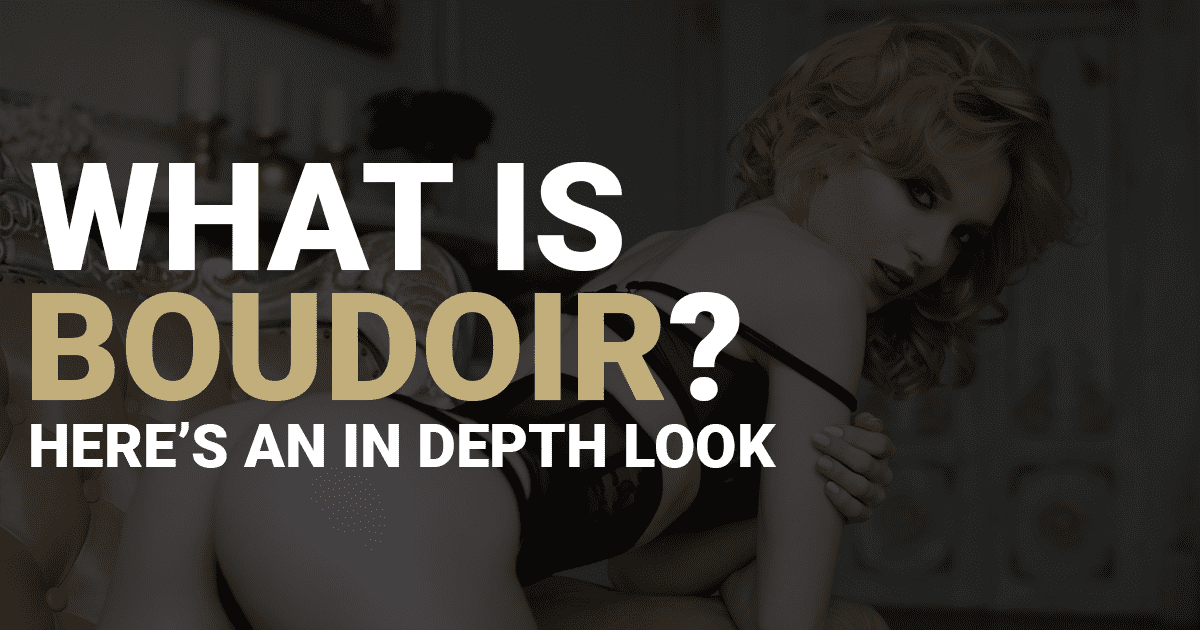 What is boudoir?